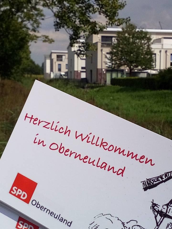 Willkommen in Oberneuland