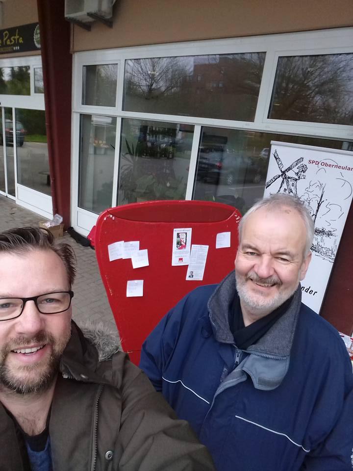 17-04 Roter Schuh Nedderland
